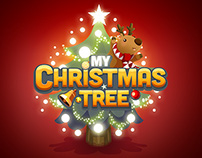 """My Christmas Tree"", for Ipad"