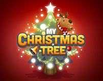"""My Christmas Tree"", for Ipad"