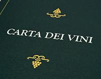 Carta dei Vini - Ristorante Lampino