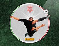 Figurine Santini // Il calcio è una fede.