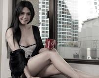 Sophia Abella photoshoot all wet and Sensous