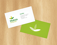 Eficiência Ambiental Logo ● 2013