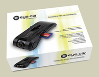 Eye-Car Logo and package ● 2011