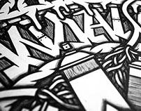 Mandala Hip hop