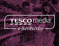 Tesco Media Branding