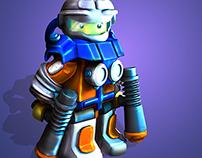 Lego Space Ranger