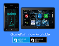 GamePoint now available on Windows Phone