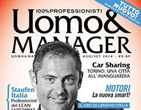 Uomo&Manager / Magazine 2014