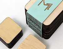 Laser cut ring packaging