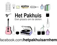 Het Pakhuis Arnhem | Delen Die Hap! sfeerimpressie