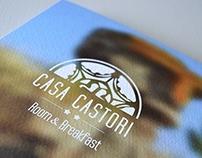 Casa Castori -Immagine coordinata