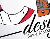 CLE designs logo