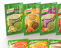 Knorr Instant Soup (Soupissime)