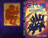 BOOK COVER (Front and back)
