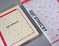 Got Ethics? Book & Newspaper Editorial