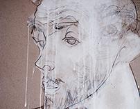 Klimt by Schiele (DEV.) 800*1000mm