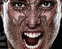 Poster design for SNHU week 3 - Stefan Sagmeister