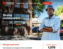 United Way of Greater Victoria Website