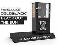 Under Armour ColdBlack Display