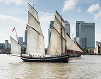The Tall Ships Festival London
