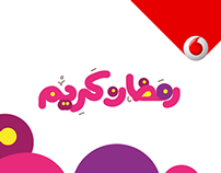 Vodafone Ramadan Greetings
