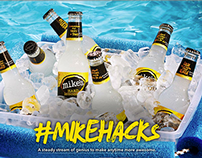 Mike's Hard Lemonade - #MIKEHACKS