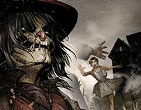 Scarecrow Album Cover