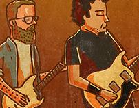Berocay Blues - Afiche