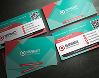 Corporate Business Card - RA57