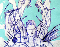 Flayer Drums