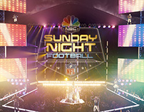 Sunday Night Football on NBC