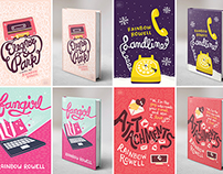 Rainbow Rowell Novels | Cover Remakes