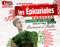 Epicuriales Posters