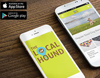 The Local Hound Mobile App