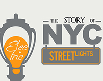 The Story of NYC Electric Streetlights