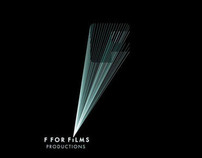 """""""F For Films"""" identity (2010)"""