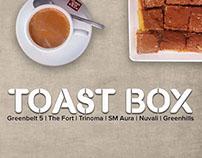 Toast Box PH Facebook Content