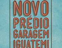 Novo Prédio Garagem Iguatemi