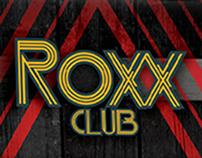 Roxx Carta de bebidas