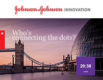 Johnson & Johnson Innovation Centers Global Website