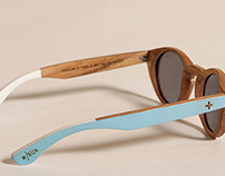 W/SUN-Wood Sunglasses