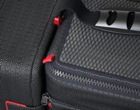Modular Small-Ski-Service Bag