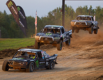 Coverage for Monster Energy at Crandon