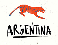 Argentina. Mugs