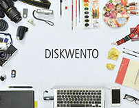 DISKWENTO 2014: Section Covers