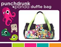 Monsters Duffle Bag
