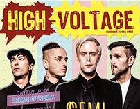 2012-2014 - High Voltage Magazine - Art Director