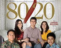 80/20 Magazine: Layout