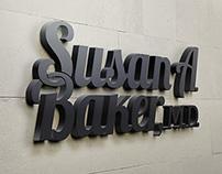 Susan A. Baker Branding