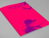 Diseño de portada PODIUM3